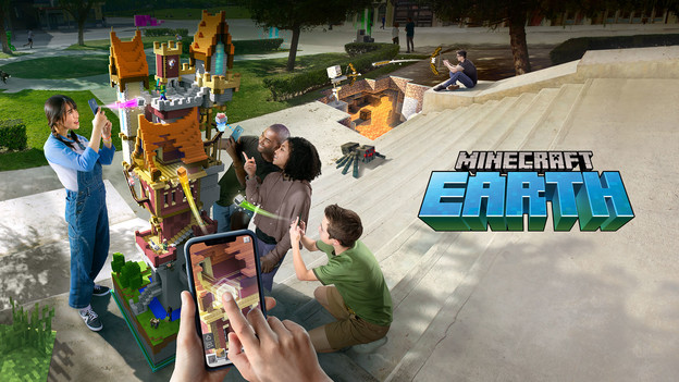 VIDEO: Minecraft Earth je odgovor na Pokemon Go